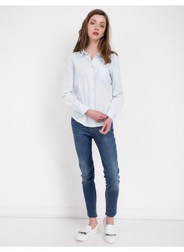 Armani Jeans Gömlek Renkli